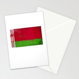 Belarus Flag design | Belarusian design Stationery Cards