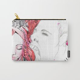 Afelink-Nora002 Scream Carry-All Pouch