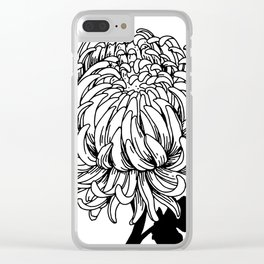 Big Mums Clear iPhone Case