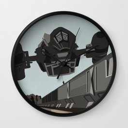 Train Job Wall Clock