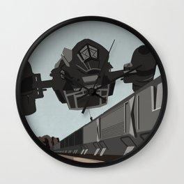 Train Job Wall Clock