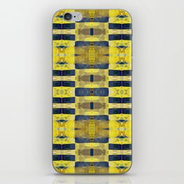 first sunrays_pattern_no2 iPhone Skin