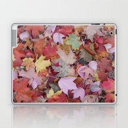 red maple medley Laptop & iPad Skin