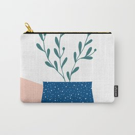 Classic Blue Pot Carry-All Pouch