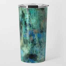 Ice Emerald Bog Travel Mug