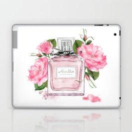 Miss pink Laptop & iPad Skin