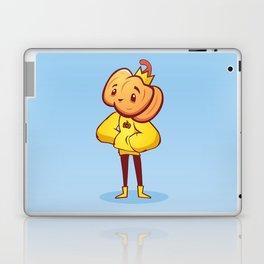 Pumpkin Guy Laptop & iPad Skin