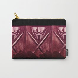 RED for VENDETTA Carry-All Pouch