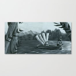 One Spring Day 2 Canvas Print