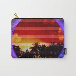 Synthwave Poster v.5 Carry-All Pouch