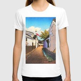 12,000pixel-500dpi - Kawase Hasui - Koinobori - Digital Remastered Edition T-shirt