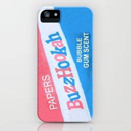 BuzzHookah - 011 iPhone Case