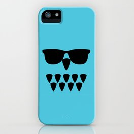 owl ray ban iPhone Case