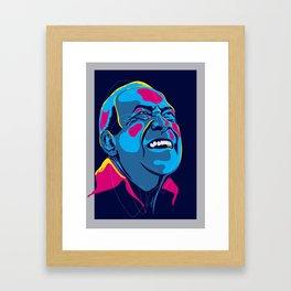 CHEO FELICIANO Framed Art Print