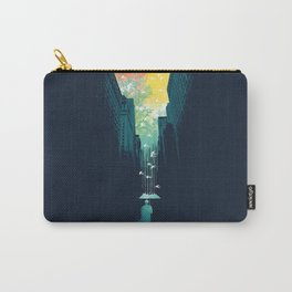 I Want My Blue Sky Carry-All Pouch
