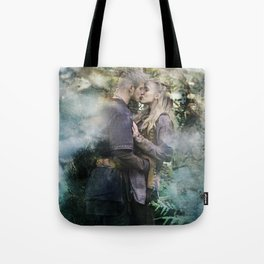 I'll Be Your Shelter Tote Bag