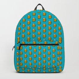 Beer Pattern - Icon Prints: Drinks Series Backpack