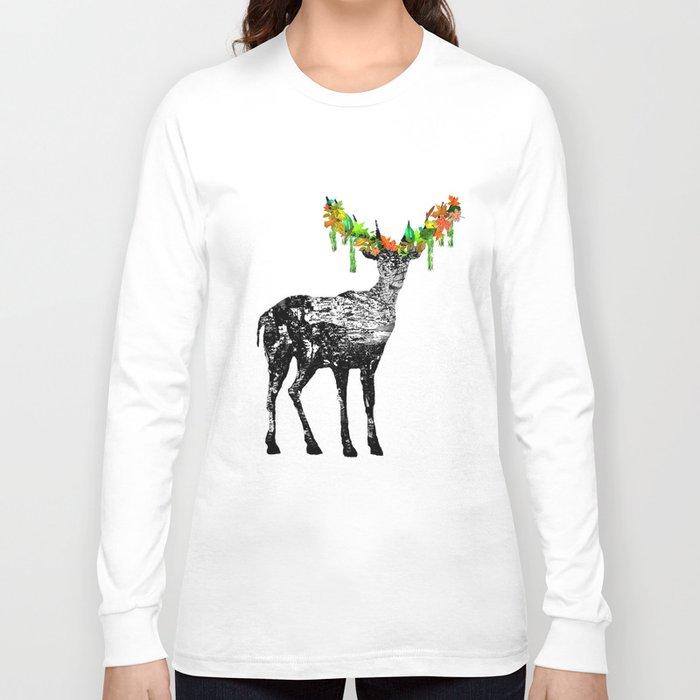 Fallow deer Long Sleeve T-shirt