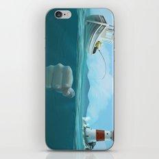 Neptune iPhone & iPod Skin