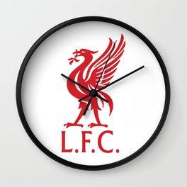 L.F.C. Wall Clock