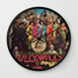 Sgt. Pepper's Lonely Heart Club Band - Legobricks Wall Clock