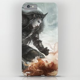Hades and Persephone iPhone Case