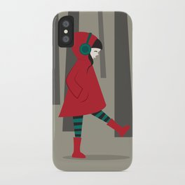 There is No Wolf iPhone Case