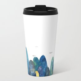 the moutains are comming Travel Mug