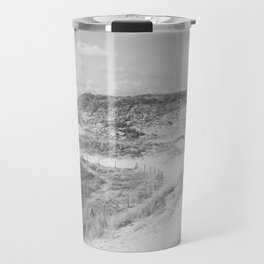 Dunes of Le Touquet, France Travel Mug