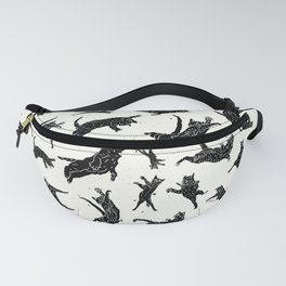 Wicked Cats Fanny Pack