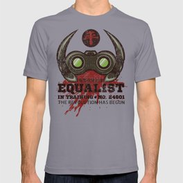 Equalist in Training T-shirt
