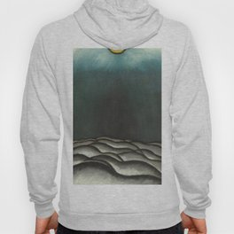 After the Storm, Silver and Green (Vault Sky & Sun) by Arthur Dove Hoody