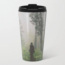 Through The Mist • Appalachian Trail Travel Mug