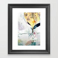 Vitriol 2 Framed Art Print