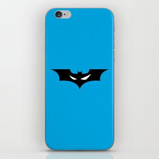 Batman_02 iPhone & iPod Skin