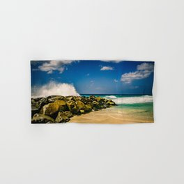 Barbados Jetty Hand & Bath Towel