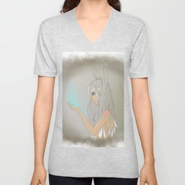 Playing with Fire Unisex V-Neck