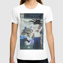 Street art, Napoli 1 T-shirt