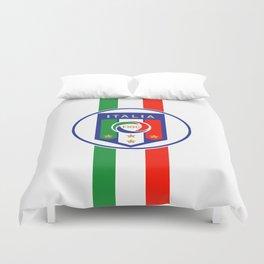 Italia Gli Azzurri Duvet Cover
