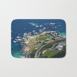southafrica ... mountain with a view Bath Mat