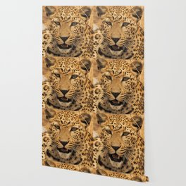 Wild leopard Wallpaper