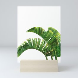 Banana Leaves Mini Art Print