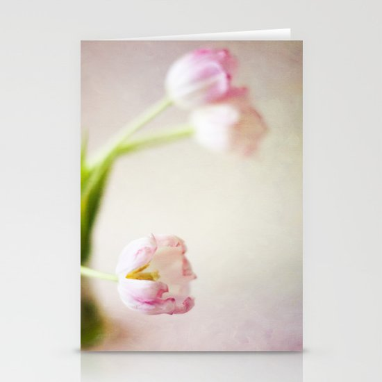 Lone Tulip Stationery Cards