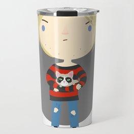 Cat Cobain Travel Mug