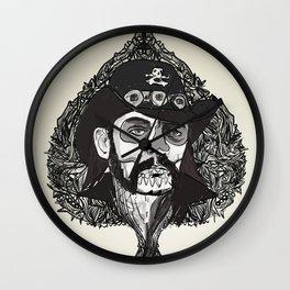 Lemmy Ace of Spades Wall Clock