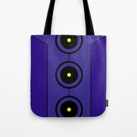 persona Tote Bags featuring Persona 3 Elizabeth Dress by Bunny Frost