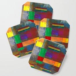 MidMod Rainbow Pride 2.0 Coaster