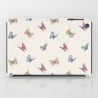 butterflies iPad Cases featuring Butterflies by Tracie Andrews