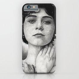 Sophia Lillis iPhone Case