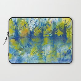 By the lake watercolor Laptop Sleeve
